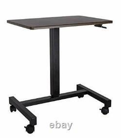 100001B One Touch Sit and stand height adjustable rectangular desk