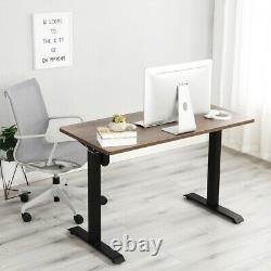 47 Electric Standing Desk Height Adjustable Memory Touch Control Sit Stand Desk