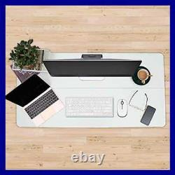 Agreatca Electric Standing Desk Height Adjustable 48 X 24 Memory Sit Stand Home