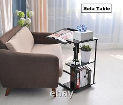 Azeler Home Office Desk Adjustable Height for Standing or Sitting, Oak