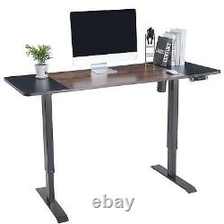 Electric Standing Desk, Adjustable Height Sit Stand, Table Computer Workstation