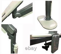 Ergonomic Sit Stand Desk Converter Height Adjustable Standing and Sitting Desk