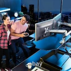 Eureka Ergonomic Height Adjustable 46 Black Sit-Stand Desk Converter & Riser