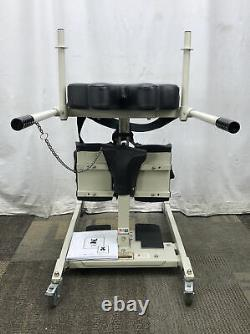 SIT-TO-STAND Easy Pivot Manual Patient Lift EP-260 330lb Capacity Adjustable