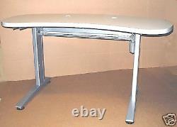 Sit & Stand Computer Workstation Electric Power Adjustable Desk