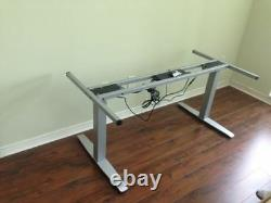 Standing Desk Height Adjustable Table Sit Stand(IKEA top compatible)