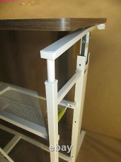 Up2U Sit-Stand Adjustable Fold-Away Desk & Workstation