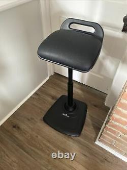 Varidesk Active Seat Adjustable Pivoting Stool Chair Barstool Sit/stand