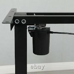 47.24 Table D'assise Réglable En Hauteur Du Bureau Électrique Debout +hook