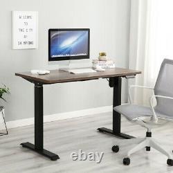 47 Bureau Électrique En Position Debout Hauteur Réglable Memory Touch Control Sit Stand Desk