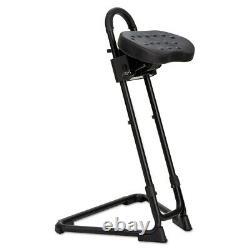 Alera Ss Series Sit/stand Tabouret Réglable (noir) Ss600 Nouveau