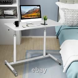Bureau D'ordinateur Réglable En Hauteur Asseyez-vous Pour Se Tenir Debout Table Portable Portable