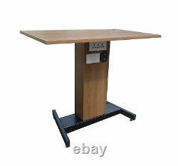 Bureau Ergonomique Réglable De Bureau De Table De Stand De Position De Stand De Position De Position D'ordinateur