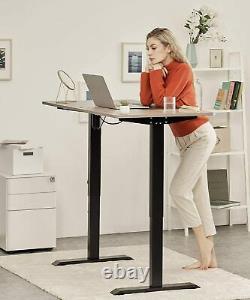 Clatina Bureau Debout De Hauteur Réglable Avec Électrique Pour Sit Stand Up Ordinateur
