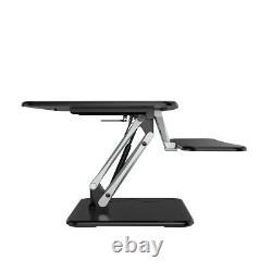 Efurnit Series 131 Standing Desk Riser, Poste De Travail Réglable Pour La Hauteur