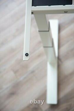 Hauteur Réglable Sit Stand Desk Frame 2-motor Réglable Width Programmable Rc