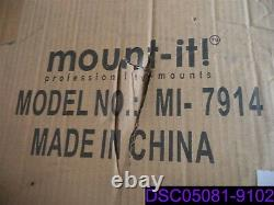 Montez-le! Convertisseur De Bureau Assis Réglable Pour Jusqu'à 27 Moniteurs Mi-7914