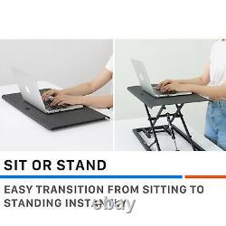 Portable Portable Portable Sit & Table Pliable Mobile Workbench Réglable 26,8